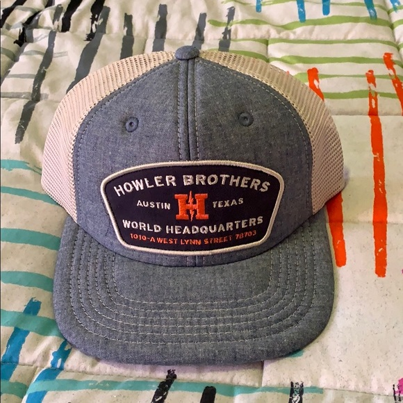 9682f21a27b8a Howler Bros Other - Howler Bros World Headquarters snapback hat